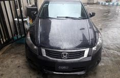 Very Neat Nigerian Used 2009 Honda Accord