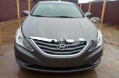 Sell well kept grey/silver 2010 Hyundai Sonata sedan at price ₦2,200,000