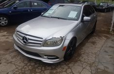 Well maintained 2010 Mercedes-Benz C300 for sale at price ₦3,293,644 in Lagos