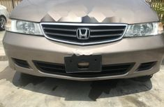 Need to sell cheap used 2004 Honda Odyssey van / minibus automatic