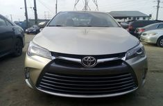 Clean Tokunbo Used Toyota Camry Sport 2016