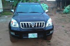 Super Neat Nigerian Used 2009 Toyota Land Cruiser Prado
