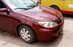 Nigerian Used 2003 Toyota Camry 2.4