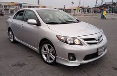 Neat Foreign Used 2013 Toyota Corolla S Edition