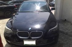 Neatly Used Nigerian Used BMW 523i 2009