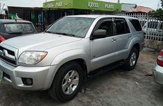 Sell high quality 2007 Toyota 4-Runner automatic in Lagos