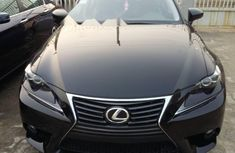 Sell well kept 2014 Lexus IS automatic at price ₦12,300,000