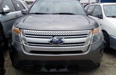 Used 2012 Ford Explorer car automatic at attractive price in Lagos