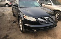 Sell neatly used 2004 Infiniti FX at mileage 0