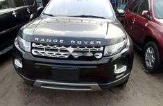 Well maintained 2013 Land Rover Range Rover Evoque for sale at price ₦15,000,000