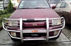 Sell 2001 Infiniti QX suv / crossover automatic in Lagos