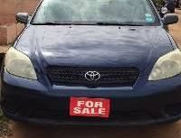 2005 Toyota Matrix hatchback automatic at mileage 0 for sale