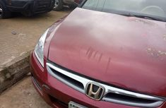 Extremely clean 2006 Honda Accord for sale at price ₦1,000,000 in Lagos