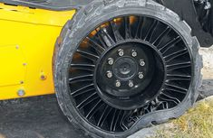 Michelin Tweel tyres: The future of car tyres