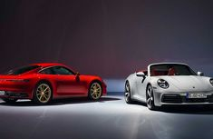 Porsche unveils entry-level 911 Carrera as Coupe & Cabriolet models