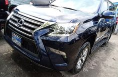 Sparkling 2017 Lexus GX automatic in good condition at price ₦23,000,000