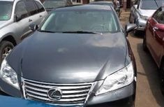 Grey/silver 2010 Lexus ES for sale at price ₦3,700,000 in Lagos