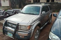 Need to sell used 2002 Toyota 4-Runner automatic at cheap price