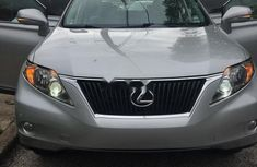 Foreign Used 2012 Lexus RX Petrol