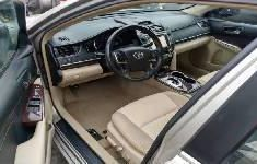 Clean Tokunbo Used Toyota Camry 2014