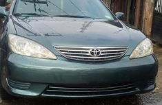 Nigerian Used 2005 Toyota Camry in Lagos