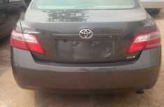 Clean Tokunbo Toyota Camry XLE 2007