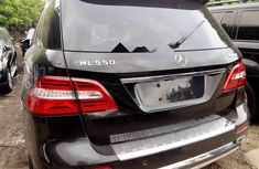 Neat Tokunbo Used Mercedes-Benz ML 2013