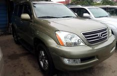 Neat Foreign used 2008 Lexus GX Automatic Petrol