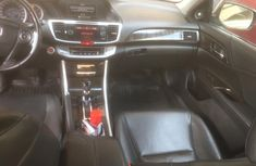 Neat Nigerian Used Honda Accord 2014