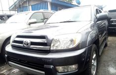 Foreign Used 2005 Toyota 4-Runner