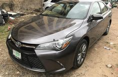 Clean Nigerian Used Toyota Camry 2015