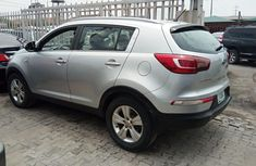 Neat Nigerian Used Kia Sportage 2011