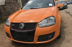 Neat Foreign used 2007 Volkswagen Golf  Automatic