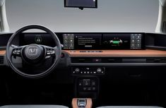 Honda flaunts its amazing dual 12.3-inch touchscreen dash on its upcoming pure-electric car
