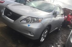 Foreign Used 2010 Lexus RX for sale