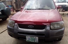 Nigerian Used 1999 Ford Escape in Lagos