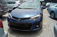 Super Clean Foreign used Toyota Corolla 2014