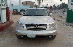 Nigerian Used 2005 Infiniti FX