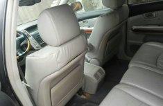 Clean Nigerian Used Lexus RX 2006