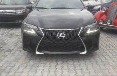 Clean Tokunbo Used  Lexus GS 2016