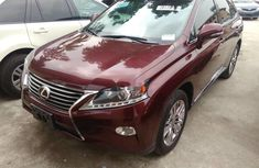 Super Clean Foreign used Lexus RX 2014
