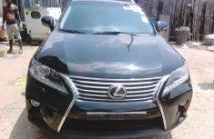 Clean Tokunbo Used Lexus RX 350 2015