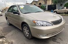 Clean Tokunbo Toyota Camry LE 2006