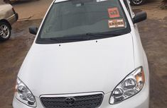 Very Clean Foreign used Toyota Corolla 2003