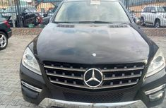 Super Clean Foreign used Mercedes-Benz ML350 2013