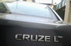Super Clean Nigerian used Chevrolet Cruze 2014 Petrol Automatic Grey/Silver