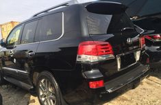 Neat Nigerian used  2014 Lexus LX for sale