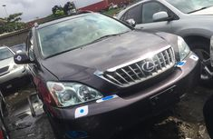 Foreign Used 2009 Lexus RX
