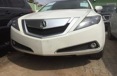 Clean Nigerian Used  Acura ZDX 2011