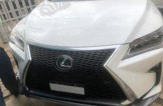 Clean Tokunbo Used  Lexus RX 2018